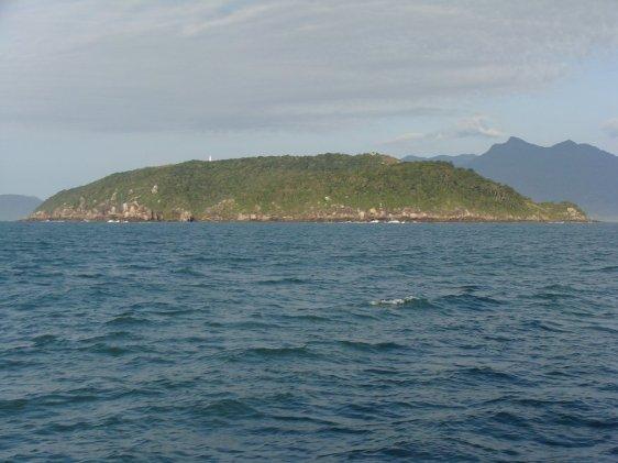 Ilha do Bom Abrigo, Cananéia.