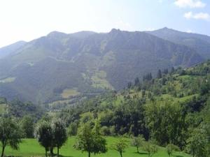 Monte Ucieda, Cantábria