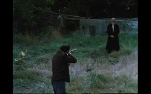 O fuzilamento do padre.