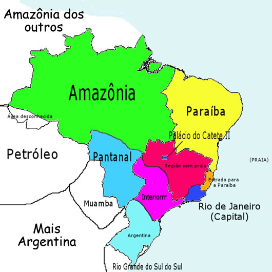 Qual a sua visão sobre o Nordeste do Brasil?  - Página 2 Cariocas