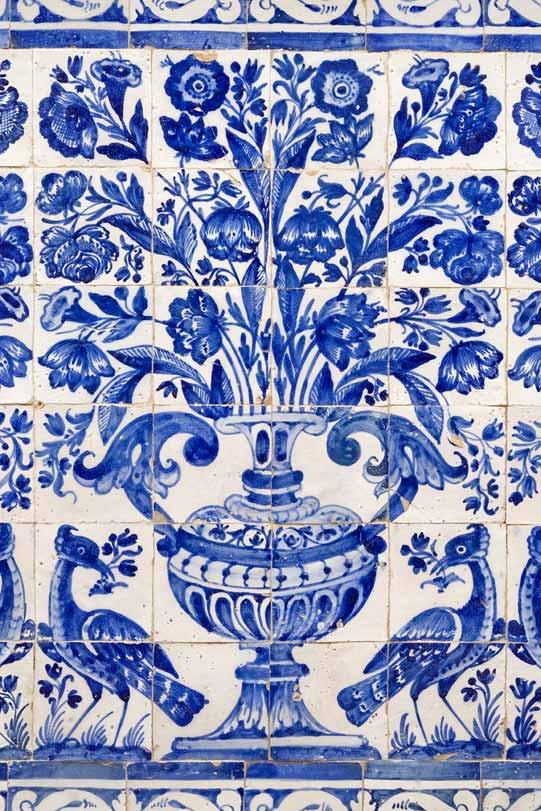 Exemplo de Albarrada do século XVII, Évora.