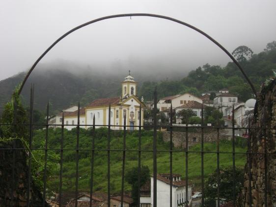 Igreja Mercês de Cima, Ouro Preto.