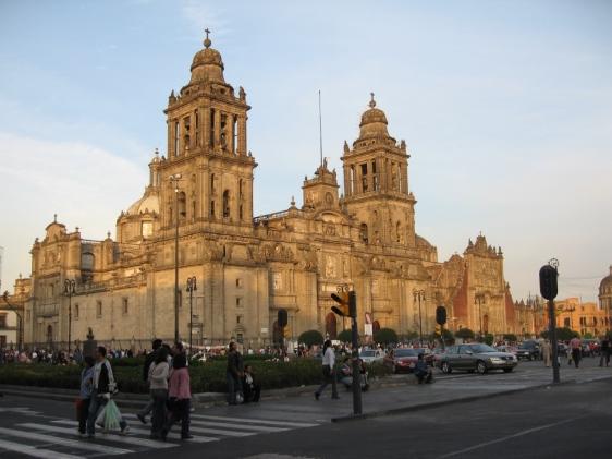 Catedral Metropolitana da Ciudad de México