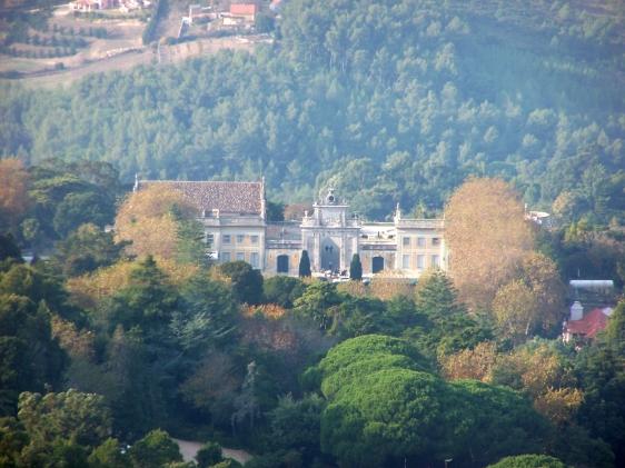 Palácio de Seteais, Sintra.